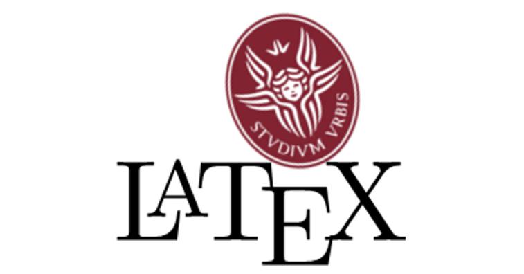 Sapthesis - Una classe LaTeX per la Sapienza - Università di